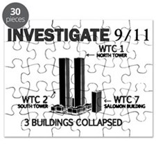INVESTIGATE 911 W Puzzle