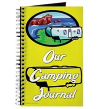 Our Camping Journal (Yellow)