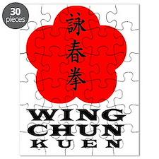 Wing Chun Kuen logo2 Puzzle