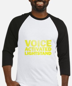 Voice_Activated_Lightstand Baseball Jersey
