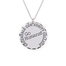 Greendale CC Go Humans Necklace