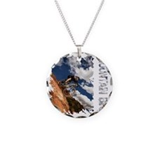 Mountain_Bike_Hill_whr Necklace
