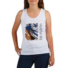 Mountain_Bike_Hill_whr Women's Tank Top