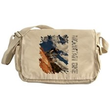 Mountain_Bike_Hill_whr Messenger Bag