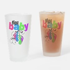 may baby Drinking Glass