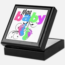 may baby Keepsake Box