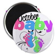 oct baby Magnet