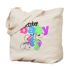 oct baby Tote Bag