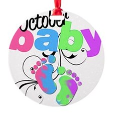 oct baby Ornament