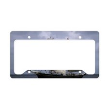 BEAUTIFUL SAILBOAT License Plate Holder