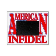 AMERICAN INFIDEL Picture Frame