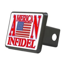 AMERICAN INFIDEL Hitch Cover