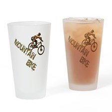 mntbike Drinking Glass