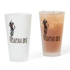 Mountain_Bike3 Drinking Glass