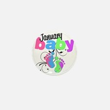 Jan baby Mini Button