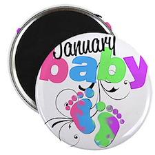 Jan baby Magnet