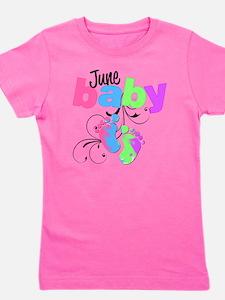 june baby Girl's Tee