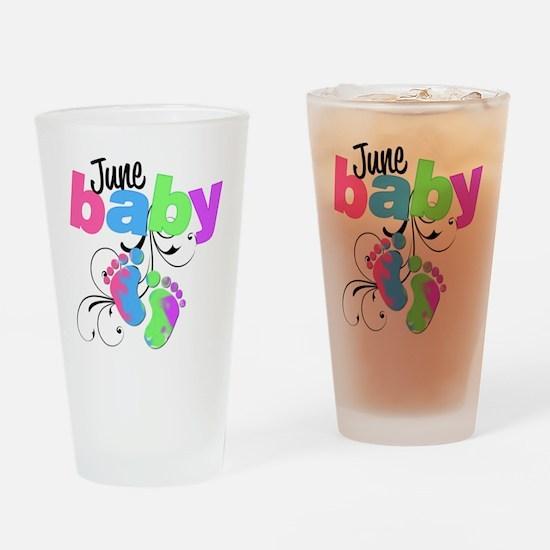june baby Drinking Glass