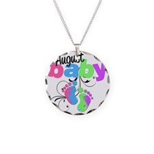 august baby Necklace