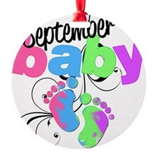 sep baby Ornament
