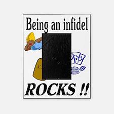 INFIDEL ROCKS Picture Frame
