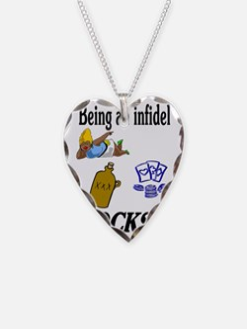 INFIDEL ROCKS Necklace