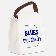 Blues University Canvas Lunch Bag