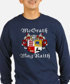McGrath In Irish & English T