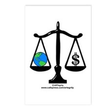 Earth Balance Postcards (Package of 8)