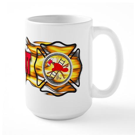 Lieutenant Large Mug