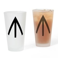 ts-broadarrow Drinking Glass