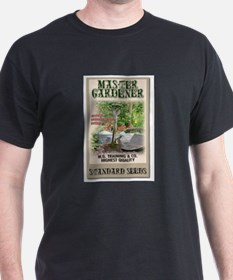 Master Gardener seed packet T-Shirt