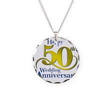 50thAnniversaryLogo2 Necklace
