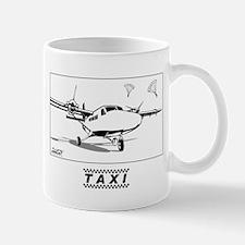 Taxi Twin Otter Skydiving Mug