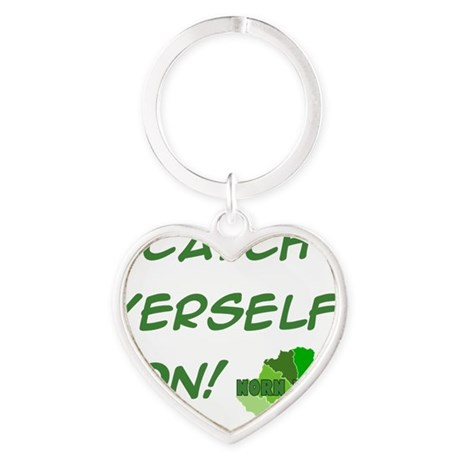 t-shirt-10x10-catchyerself Heart Keychain