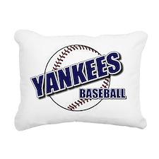 yankee Rectangular Canvas Pillow