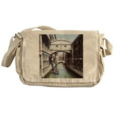 Bridge of Sighs or Ponte Dei Sospiri Messenger Bag
