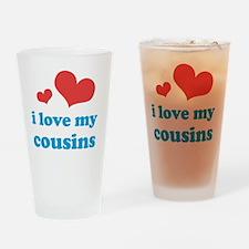 ILMC Drinking Glass