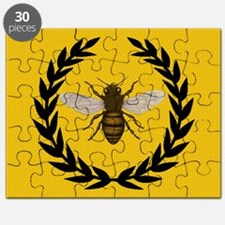Stylized Bee_N_Honeycomb Puzzle