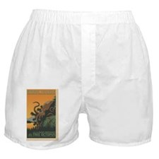A New Dawn - Sticker Boxer Shorts