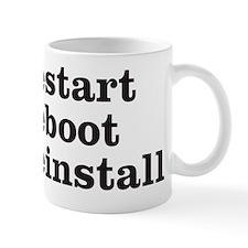 restart Mug