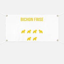 Bichon Stubborn Tricks Banner