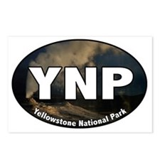 YNP Postcards (Package of 8)