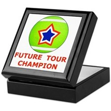 Future Tennis Champion T-Shirts for K Keepsake Box