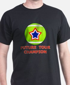 Future Tennis Champion T-Shirts for K T-Shirt