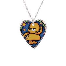 baby-kick-3-BUT Necklace Heart Charm
