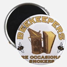 Beekeepers are Smokers Magnet