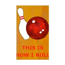 Bowling Theme Itouch2 Itouch4  Decal