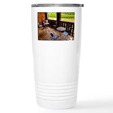 Sharp Rock Vineyards View Travel Mug