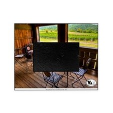 Sharp Rock Vineyards View Picture Frame